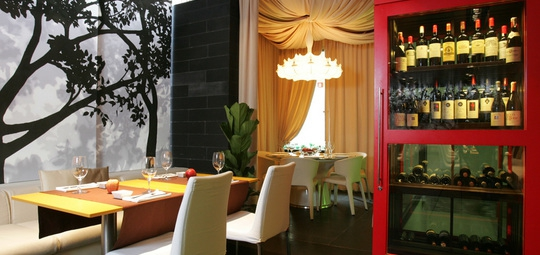 Ресторан Apple Bar & Restaurant фото 3