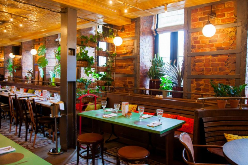 Кавказский Ресторан Пряности & Радости на Цветном бульваре фото 19