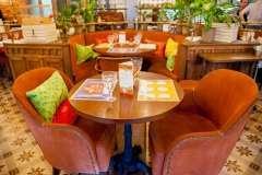 Кавказский Ресторан Пряности & Радости на Цветном бульваре фото 23