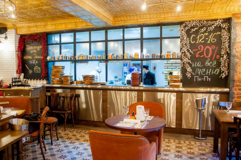 Кавказский Ресторан Пряности & Радости на Цветном бульваре фото 24