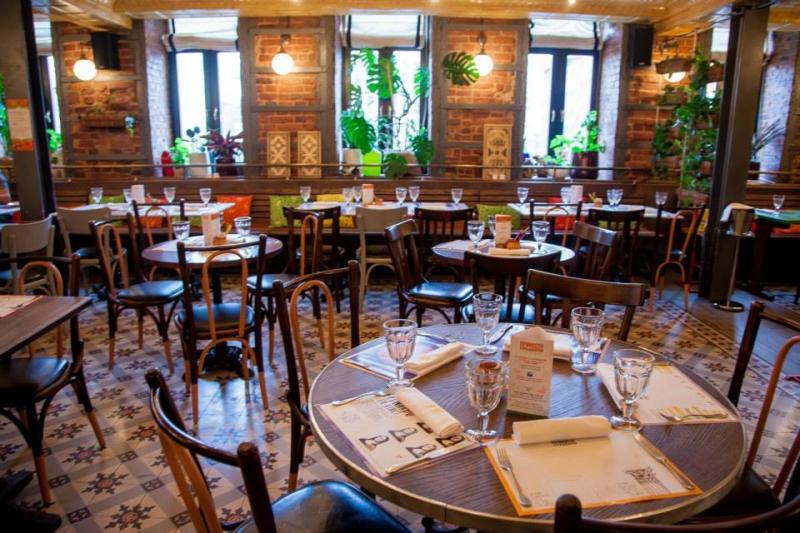 Кавказский Ресторан Пряности & Радости на Цветном бульваре фото 27
