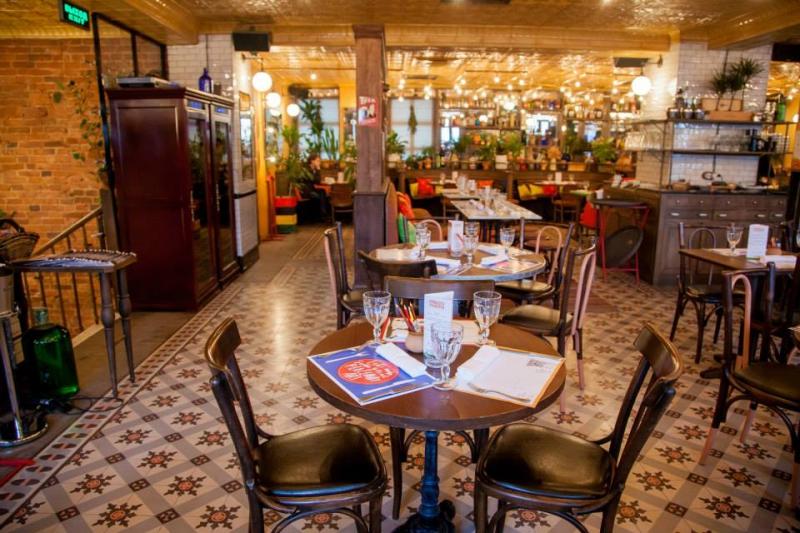 Кавказский Ресторан Пряности & Радости на Цветном бульваре фото 15
