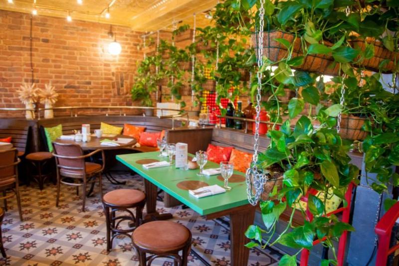 Кавказский Ресторан Пряности & Радости на Цветном бульваре фото 2
