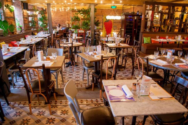 Кавказский Ресторан Пряности & Радости на Цветном бульваре фото 3