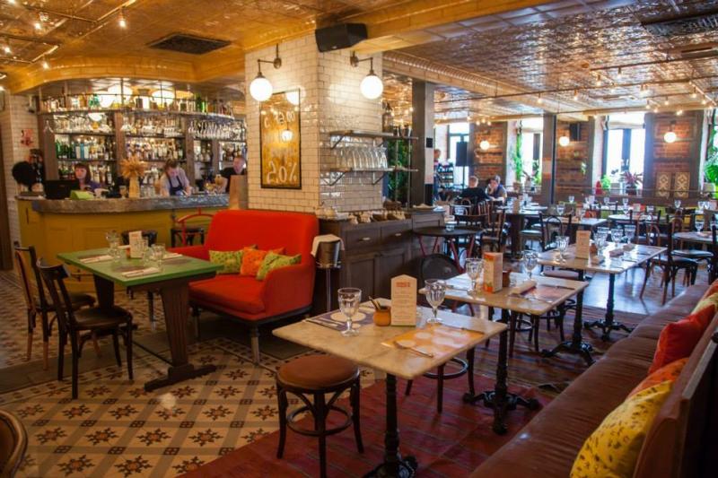 Кавказский Ресторан Пряности & Радости на Цветном бульваре фото 5