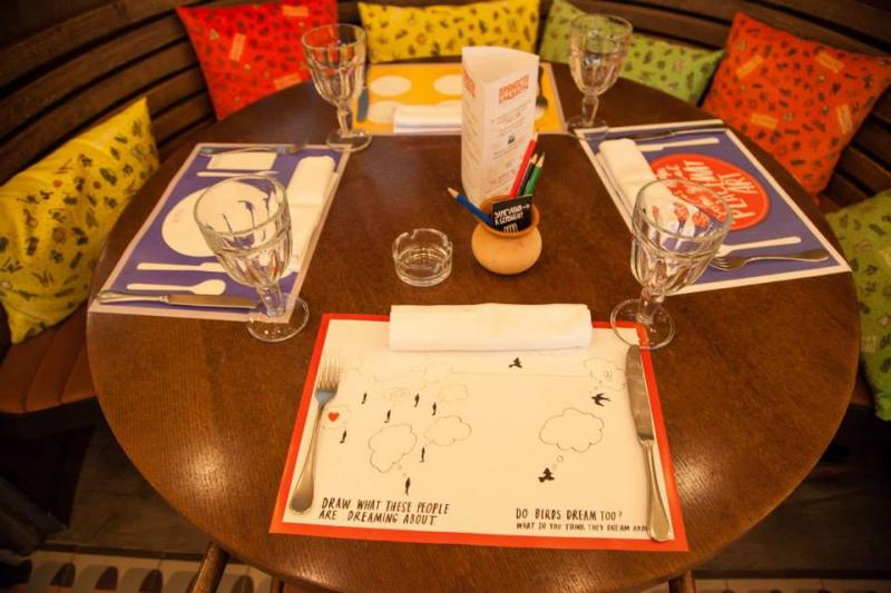 Кавказский Ресторан Пряности & Радости на Цветном бульваре фото 6