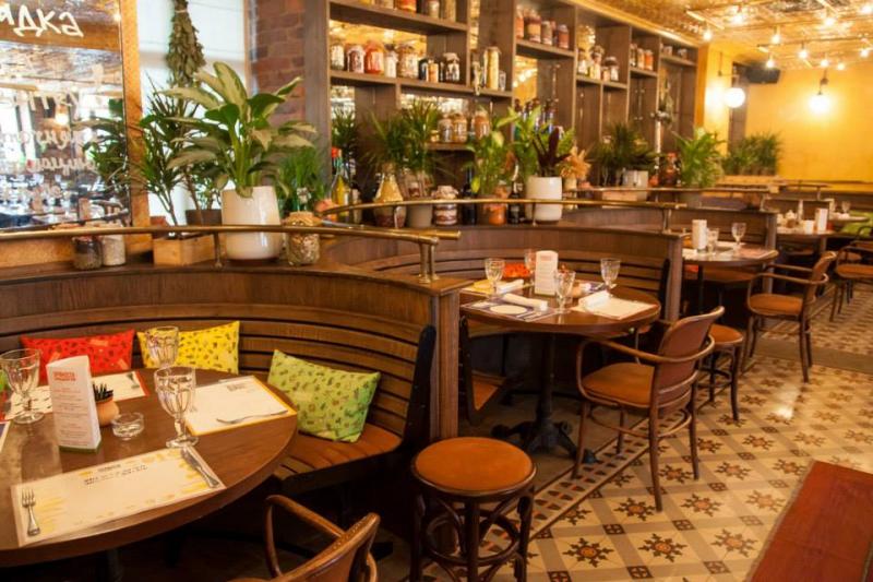 Кавказский Ресторан Пряности & Радости на Цветном бульваре фото 7