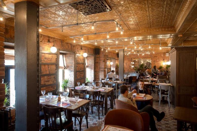 Кавказский Ресторан Пряности & Радости на Цветном бульваре фото 8