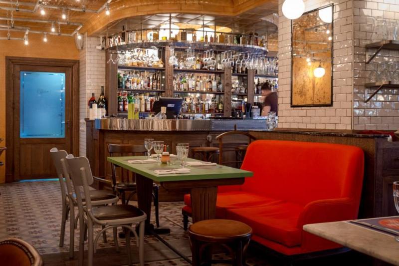 Кавказский Ресторан Пряности & Радости на Цветном бульваре фото 13