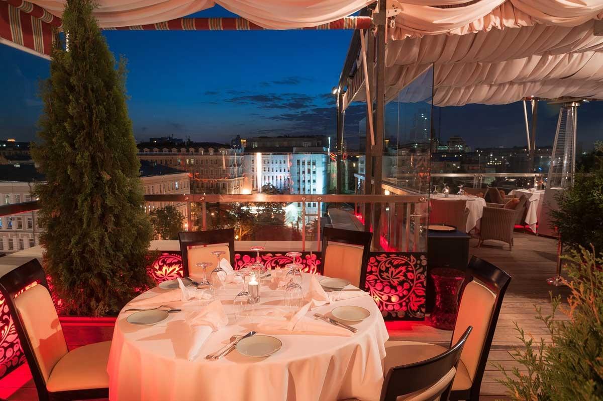 Ресторан Русские Сезоны фото 10