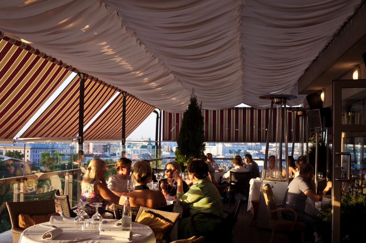 Ресторан Русские Сезоны фото 1