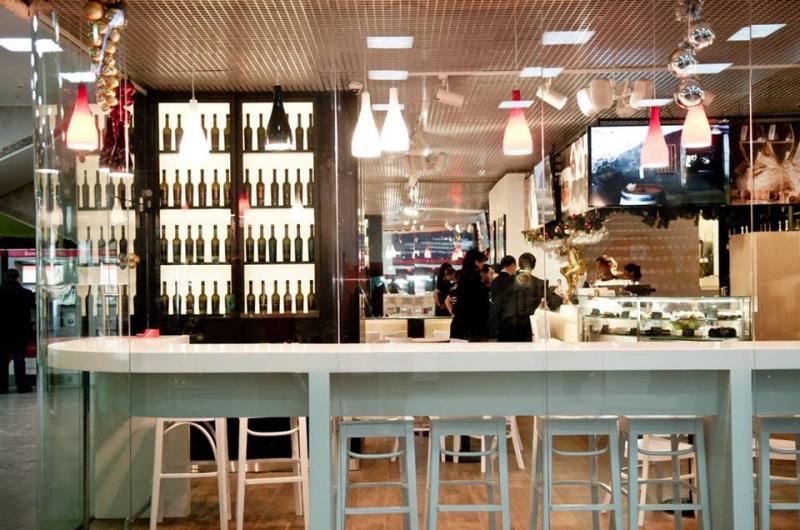 Винный ресторан Wine Express на Павелецкой фото 3