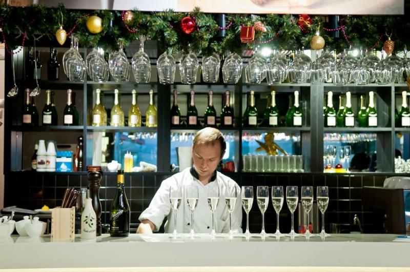 Винный ресторан Wine Express на Павелецкой фото 4