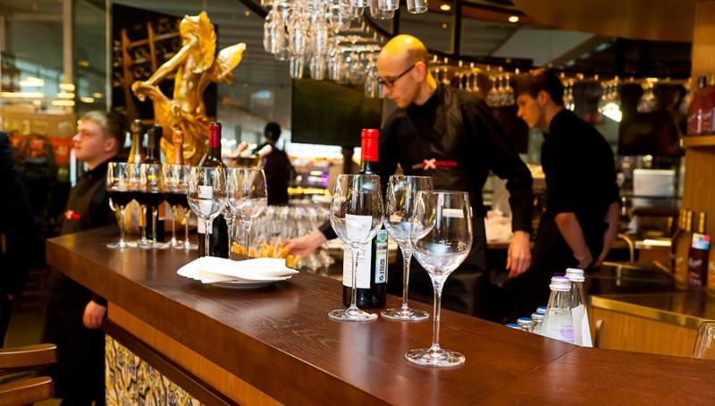 Винный ресторан Wine Express на Курской фото 3