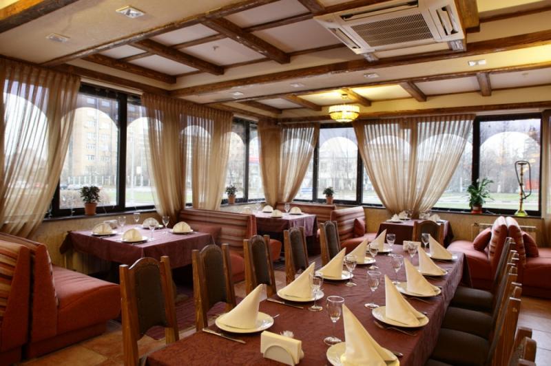 Ресторан Бакинский бульвар на Новых Черемушках фото 4