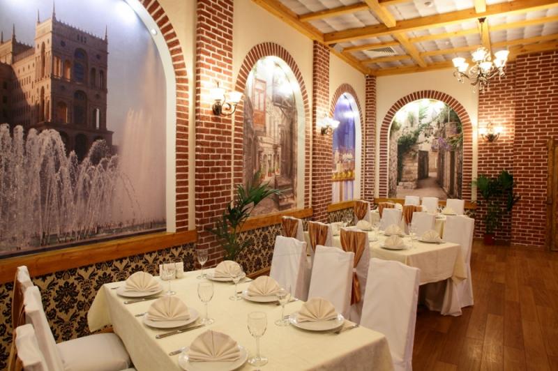 Ресторан Бакинский бульвар на Новых Черемушках фото 6