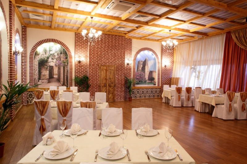 Ресторан Бакинский бульвар на Новых Черемушках фото 7