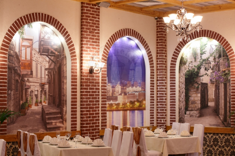 Ресторан Бакинский бульвар на Новых Черемушках фото 8