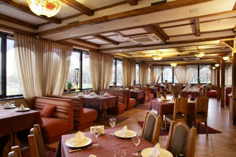 Ресторан Бакинский бульвар на Новых Черемушках фото