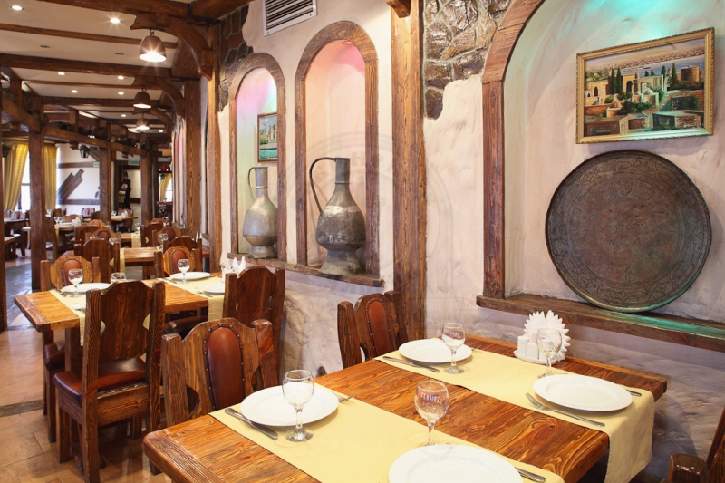 Ресторан Бакинский бульвар на Коломенской фото 5