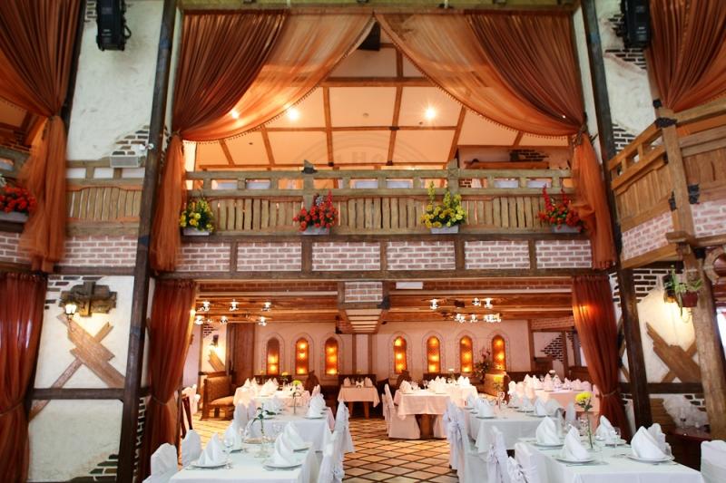 Ресторан Бакинский бульвар на Парке Победы фото 14