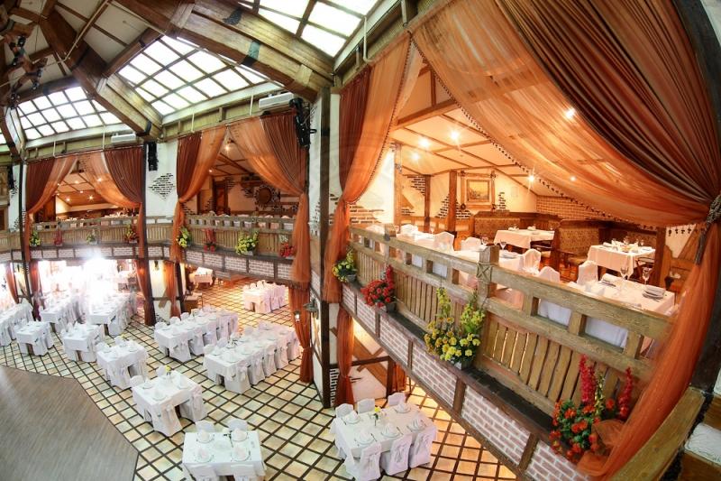 Ресторан Бакинский бульвар на Парке Победы фото 13