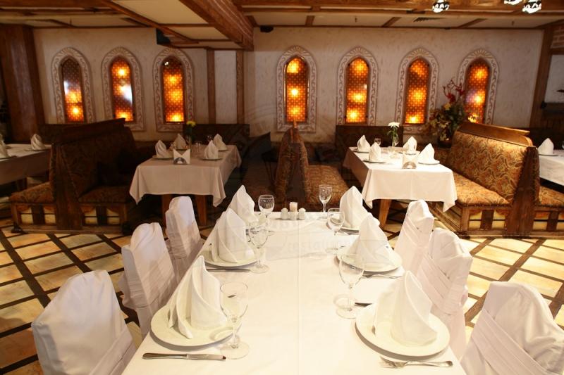 Ресторан Бакинский бульвар на Парке Победы фото 7