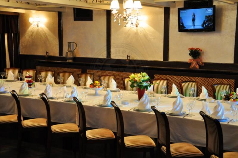 Ресторан Бакинский бульвар на Парке Победы фото 4