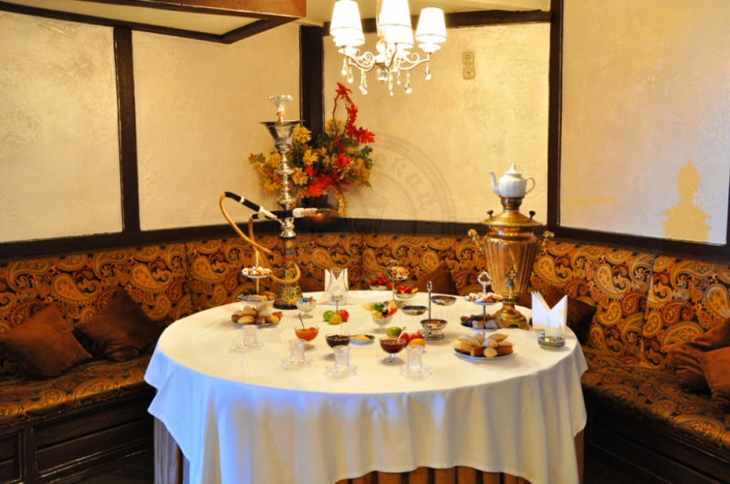 Ресторан Бакинский бульвар на Парке Победы фото 3
