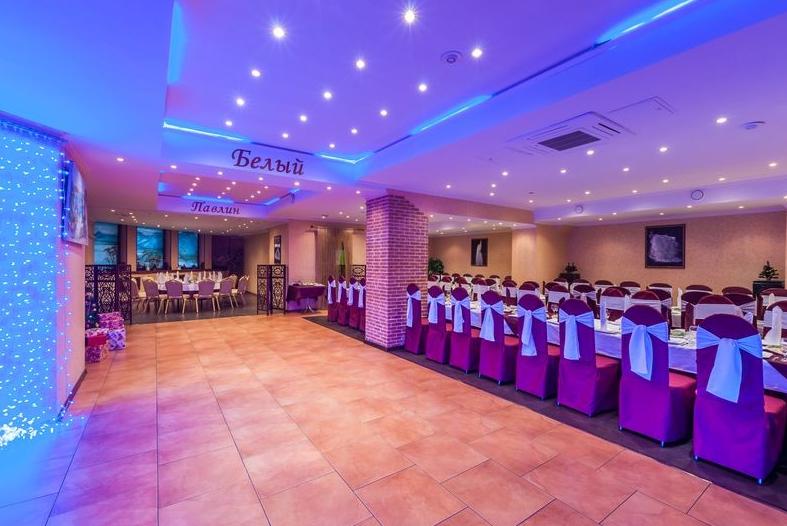 Ресторан Белый павлин фото 7
