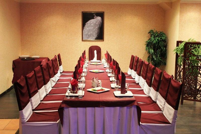 Ресторан Белый павлин фото 3