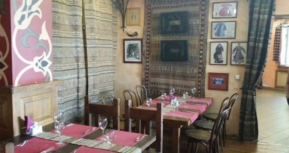 Грузинский Ресторан Иверия (Iveria) фото 15