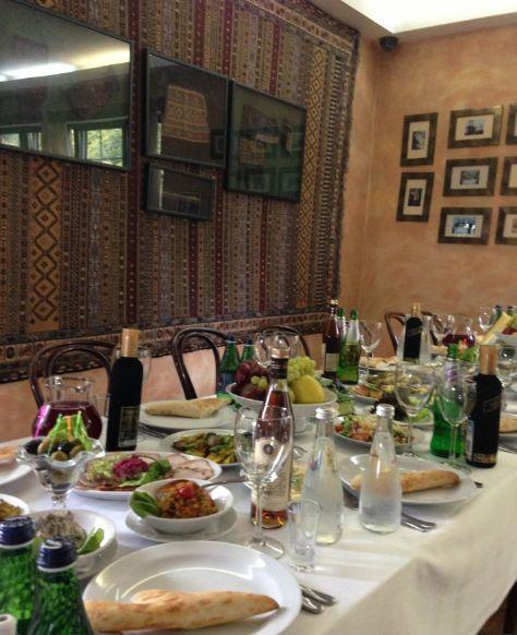Грузинский Ресторан Иверия (Iveria) фото 54