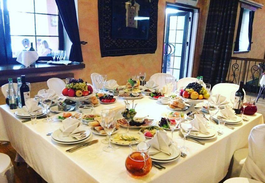 Грузинский Ресторан Иверия (Iveria) фото 55