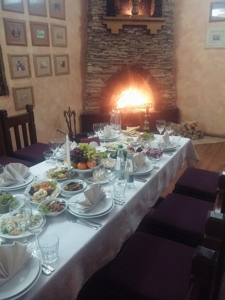 Грузинский Ресторан Иверия (Iveria) фото 59
