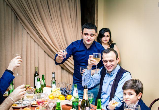 Грузинский Ресторан Иверия (Iveria) фото 64