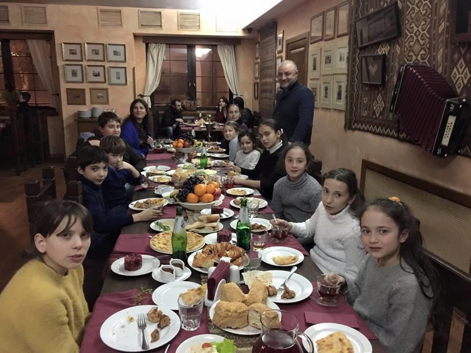 Грузинский Ресторан Иверия (Iveria) фото 74