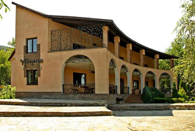 Грузинский Ресторан Иверия (Iveria) фото 8