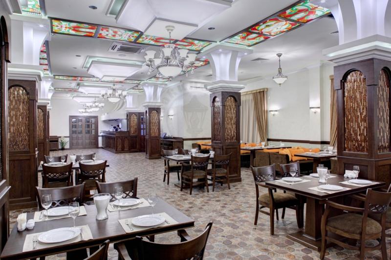Ресторан Бакинский бульвар в Братеево фото