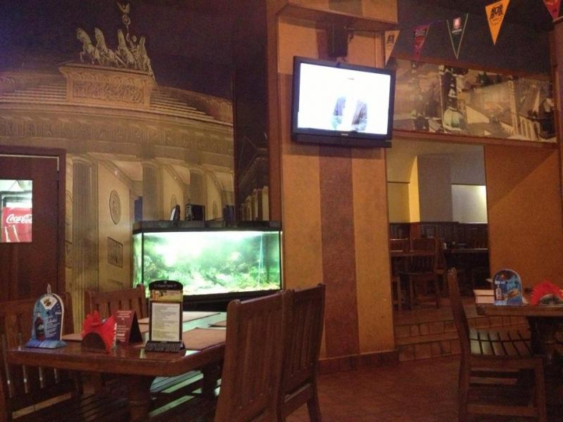 Пивной ресторан ШтирБирЛиц на ВДНХ (ШтирЛиц) фото 21