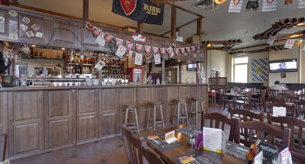 Пивной ресторан ШтирБирЛиц на Улице Академика Янгеля (ШтирЛиц) фото 11