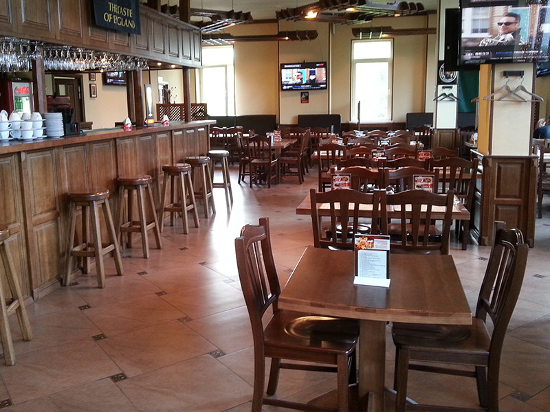 Пивной ресторан ШтирБирЛиц на Улице Академика Янгеля (ШтирЛиц) фото 12