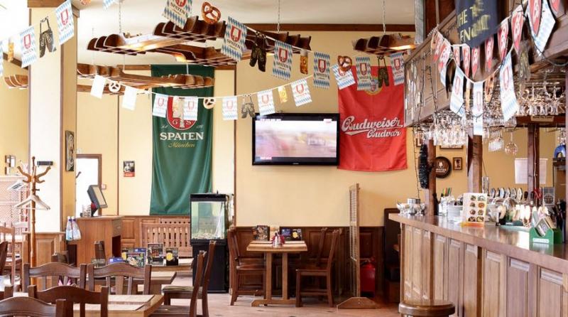 Пивной ресторан ШтирБирЛиц на Улице Академика Янгеля (ШтирЛиц) фото 16