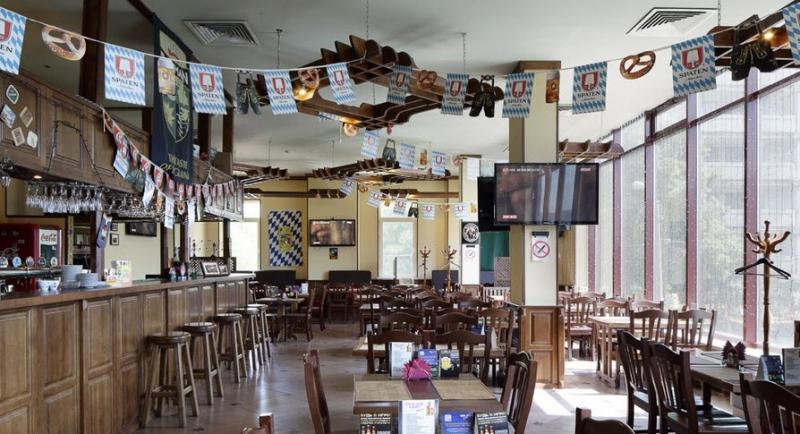 Пивной ресторан ШтирБирЛиц на Улице Академика Янгеля (ШтирЛиц) фото