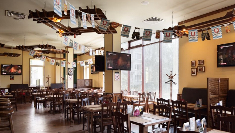 Пивной ресторан ШтирБирЛиц на Улице Академика Янгеля (ШтирЛиц) фото 13