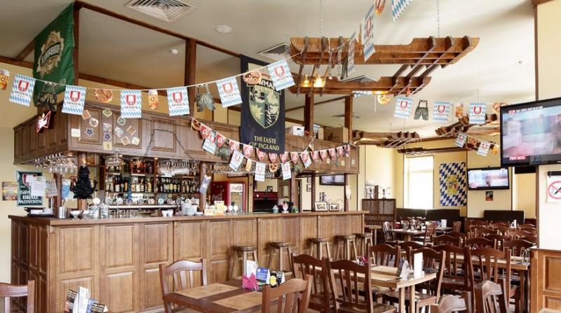 Пивной ресторан ШтирБирЛиц на Улице Академика Янгеля (ШтирЛиц) фото 3