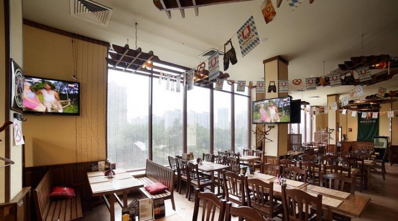 Пивной ресторан ШтирБирЛиц на Улице Академика Янгеля (ШтирЛиц) фото 9