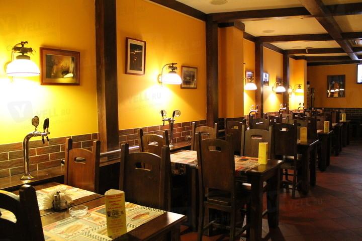 Пивной ресторан ПятОк фото 9