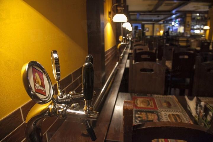 Пивной ресторан ПятОк фото 4