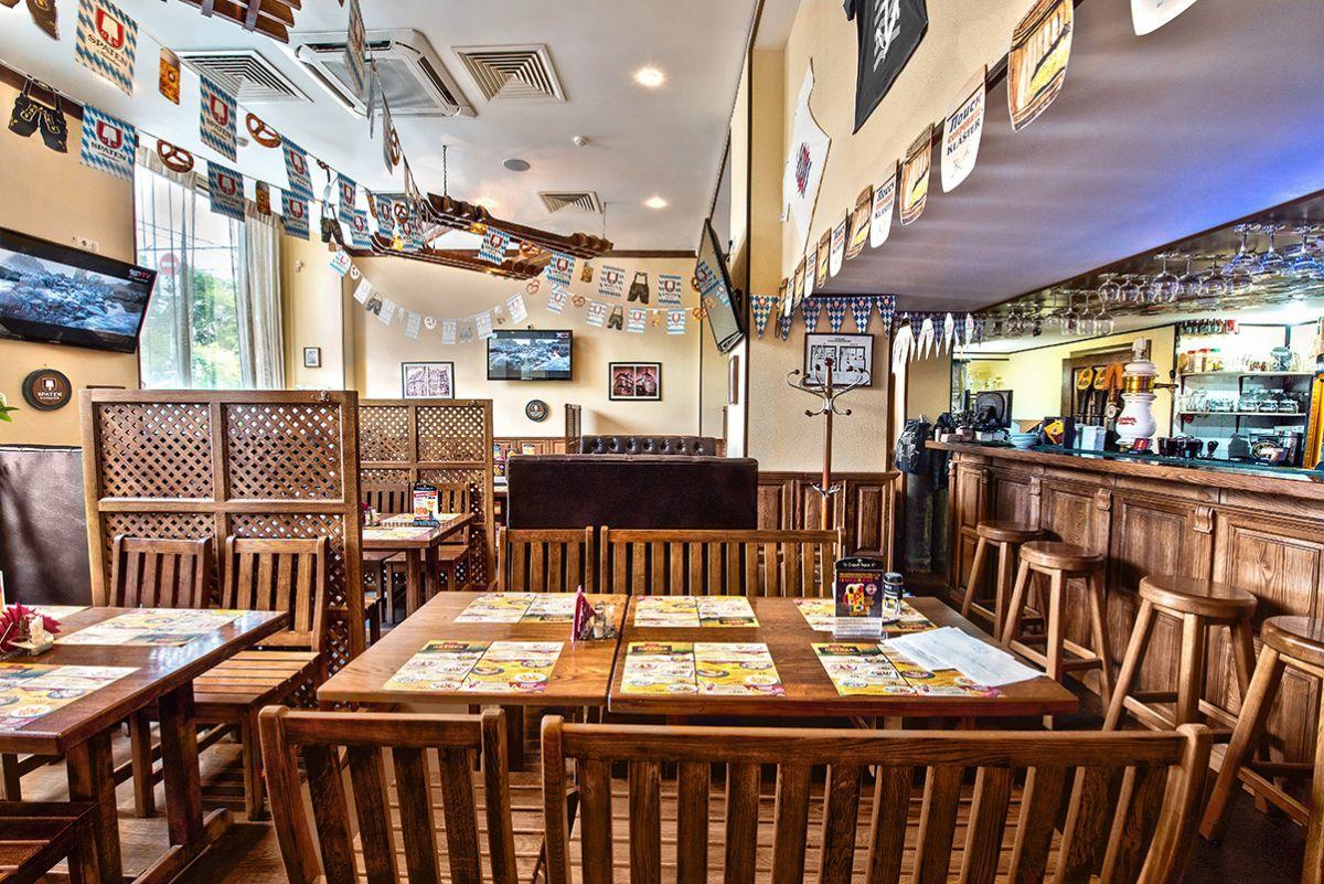 Пивной ресторан ШтирБирЛиц на Октябрьской (ШтирЛиц) фото 2